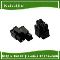 Customized 4 6 8 pin equivalent molex connector