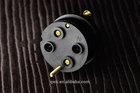 MPS Herculse-8 Female audio AC Power plug/made in Taiwan