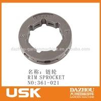 Original STIHLS 361 MS 361 chainsaw parts rim sprocket
