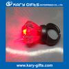 Diamond Finger Flashing LED Ring Light