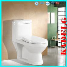 Western design top quality nano children one piece toilet bowl