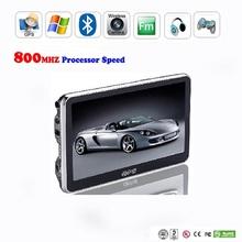 Factory high quality 5 inch 256mb ram 8GB rom 800mhz msb2531 gps navigation