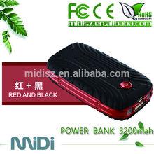 Hot selling fashionable legoo power bank 5600mAh, promotional gift 5600mAh portable power bank for all smart phones