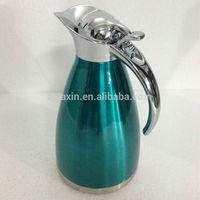 Brass copper coffee pot turkish\ Double walled vacuum coffee pot