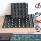 hdpe dimple membrane for waterproof