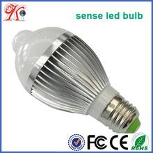 e27 pir infrared motion sensor led light bulb lamp led bulb with sensor