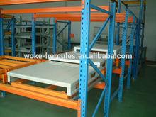 metal Storage push back racking system fom china