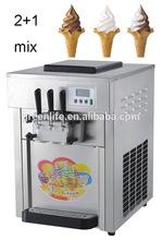 ice cream maker electric hand crank, ice cream server
