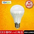 براءة المنتج tno نفض الغبار واسعة النطاق الجهد e27/ b22 قاد مكونات مصباح