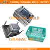 Plastic vegetable crate mold manufacturer