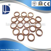 Bcup-6 de solda de latão fio de prata 2% rod / de fosfato de soldadura de cobre ligas Bcup-6