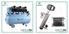 2.25HP China High Quality Dental Air Compressor 3 Motors Air Dryer System DA5003D