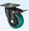 Heavy Medium Duty 75mm*40mm Plastic Wheel Caster With Lock