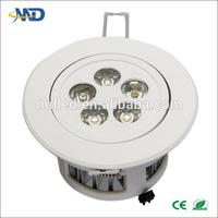 5W led ceiling spot down light 90-277v 3 years warranty high power recessed mini led ceiling light