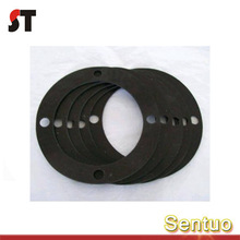 Heat Resistant Automotive Silicon RoHS approved molded rubber part