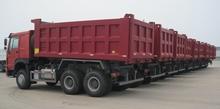 standard dump truck dimensions