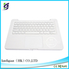 China alibaba top case with keyboard for macbook a1342, c cover and keyboard for laptop