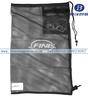 2014 hot selling black velvet backpack drawstring bag