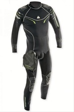 2014 Latest top quality Cordura breathable girls surf suit/ diving drysuit.OEM orders are welcome.