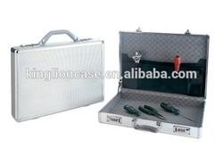 Portable Hot Sale Aluminum Laptop Case KL-T457