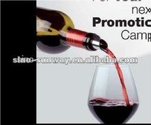 PET wine drop stop pourer/ drop stop/ discs pourer