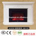 De estilo europeo de madera md-917 la quema deinsertos para chimenea