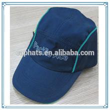 2014 hot sale custom design hat polyester ventilate sports fashion round top cadet castro baseball Cap(BHXA-2208)