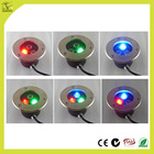 Floor light 3W DMX inground led lights