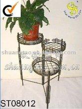 hot sale iron flower basket of Guangzhou manufacturer