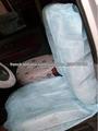 100% polipropileno não- tecido de tela automotiva