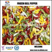 Frozen bell pepper,frozen vegetables
