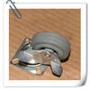 2014 NEW DESIGN suitcase caster wheels /Rubber caster wheel