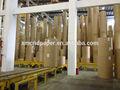 De alta qualidade marrom de papel kraft liner/papel kraft/papel de embalagem do rolo jumbo