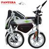 PT-E001 Chongqing Cheap Folding Electric Motorcycle Mini Moto Electric 24v