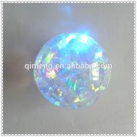 Super High Bounce Ball Led Flashing Lighting Toys TPU Water bouncing ball