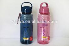 Popular promotional food grade plastic water bottle