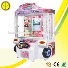 Best design crane vending toy claw machine game