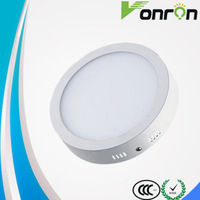 led surface panel light 12w round led ceiling lamp/Sensor LED Ceiling Lamp