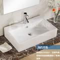 Ga-3017 casa de banho retangular casas de banho e pias