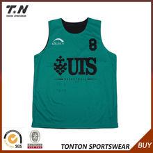fashionable customized sublimation basketball wear
