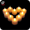 2014 Exquisite Festival Items Chinese Merchandise Heart Shaped Led Candle