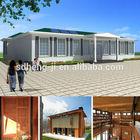 Modern prefab steel villa/mobile villa house