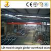 CHINA TAVOL Professional customize High performance 25t 22t 32t 42tlifting capacity Single girder overhead Cranes