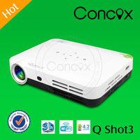 Concox QShot3 Pico Projector100% original manufacturer mini 3D projector