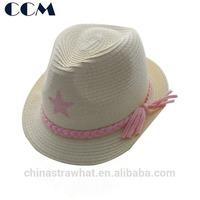 Custom Print Baby Straw Hats
