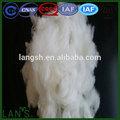 la máquina de lavado blanco de lana en bruto