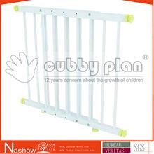 Cubby Plan Adjustable Children Wooden Kids Door Barrier