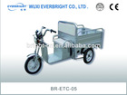 electric cargo tricycle, battery operated tricycle for cargo,electric three wheel motorcycle