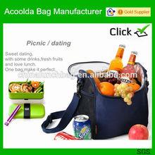 Professional manufacturer custom solar cooler bag