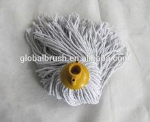 Item No.503 round strong plastic socket mop/cotton string mop 250gram